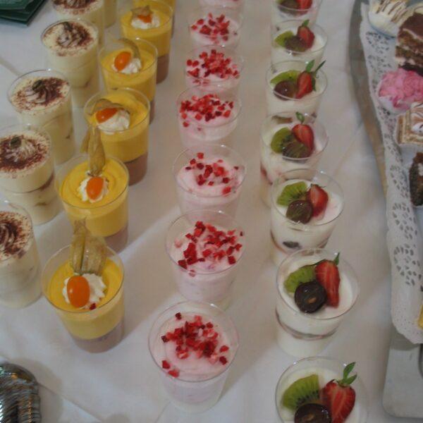 dorf wirt restaurant catering 11 buffet frucht nachspeise