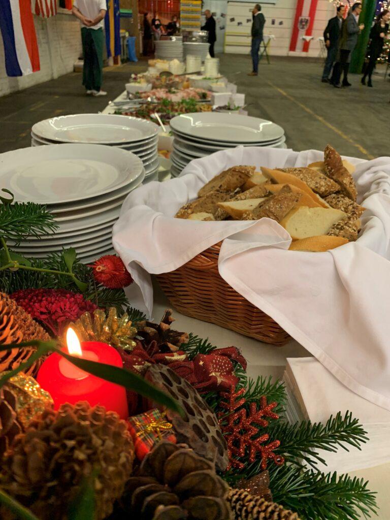dorf wirt restaurant catering 8 buffet weihnachtsfeier